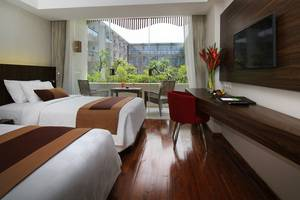 The Bene Hotel Bali - Deluxe Room - Twin Bed