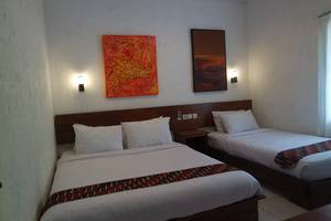 Cempaka Guest House Borobudur - Deluxe triple