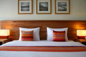 Billiton Hotel Belitung - room