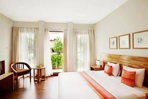 Billiton Hotel Belitung - room