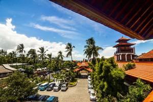 Bali Garden Beach Resort Bali - Pemandangan dari Kamar Superior