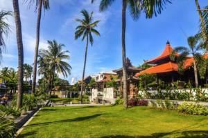 Bali Garden Beach Resort Bali - Pemandangan