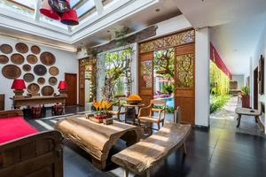 Kamar Kamar Rumah Tamu - Boutique Hotel