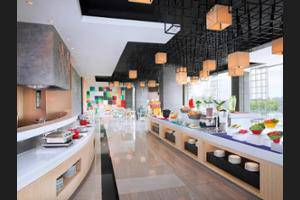 Ibis Styles Jemursari Surabaya - Hotel Front