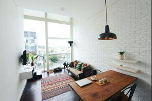 Morrissey Serviced Apartment Jakarta - Terrace/Patio