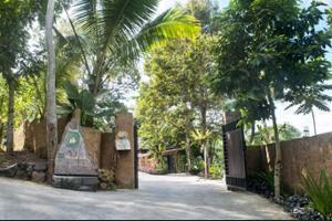DD Ubud Villa Bali - Hotel Entrance