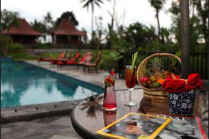 Amata Borobudur Resort Magelang - Outdoor Pool