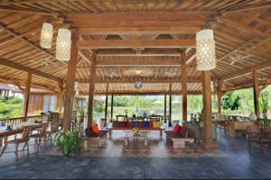 Amata Borobudur Resort Magelang - Terrace/Patio