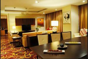 JW Marriott Medan - Guestroom