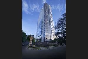 JW Marriott Medan - Hotel Front