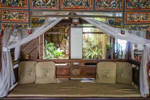 Dusun Jogja Village Inn Jogja - Balcony