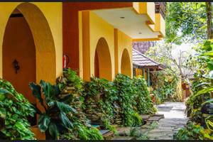 Dusun Jogja Village Inn Jogja - Terrace/Patio