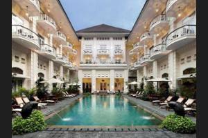 The Phoenix Hotel Yogyakarta - Hotel Front