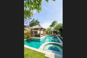 Villa Seriska Satu Sanur Bali - Outdoor Pool