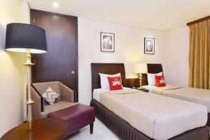 ZEN Premium Dago Bandung - Tempat tidur Twin