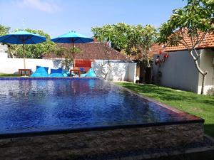 Pandawa Beach Homestay Nusa Dua - pool