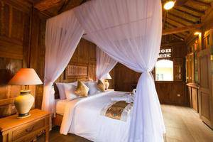 Umasari Rice Terrace Villa Bali - Kamar