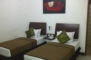 Cozy Hotel Samarinda - Kamar Twin Bed