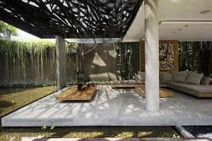 Ziva a Residence Bali - Ruang Tamu