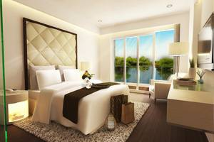 The Crystal Luxury Bay Resort Nusa Dua - Bali Bali - Kamar tamu