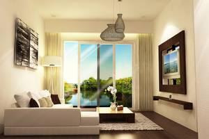 The Crystal Luxury Bay Resort Nusa Dua - Bali Bali - Ruang tamu