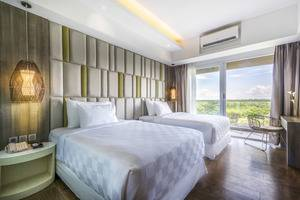 The Crystal Luxury Bay Resort Nusa Dua - Bali Bali - bedroom - Deluxe Room Twin