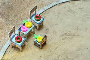 The Crystal Luxury Bay Resort Nusa Dua - Bali Bali - kids corner
