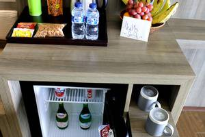 The Crystal Luxury Bay Resort Nusa Dua - Bali Bali - Minibar 2