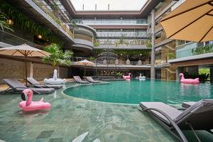 The Crystal Luxury Bay Resort Nusa Dua - Bali Bali - swimming pool