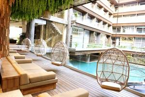 The Crystal Luxury Bay Resort Nusa Dua - Bali Bali - the crystal lounge 1