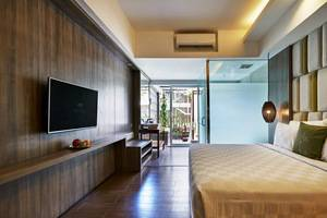 The Crystal Luxury Bay Resort Nusa Dua Bali - Jacuzzi Suite