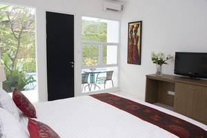 V Residence Jakarta - Kamar tidur