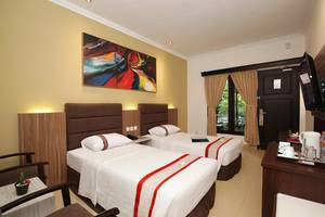 Grand Palace Hotel Jogja - Kamar Deluxe Twin