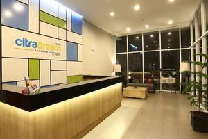 Hotel Citradream Bandung - Resepsionis