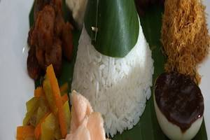 Varna Culture Hotel  Surabaya - Menu