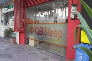 QB Sleep Capsule Hotel Bali - pemandangan