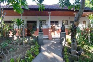Tjana Homestay Bali - Eksterior