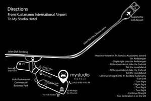 My Studio Hotel Kualanamu Airport Medan Medan -