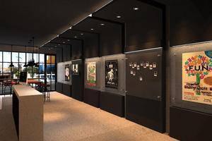 My Studio Hotel Surabaya - Interior
