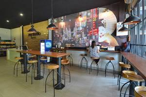 My Studio Hotel Surabaya - Restaurant