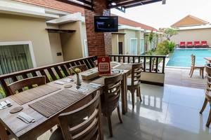 NIDA Rooms Kuta Seminyak Beach Bali - Restoran