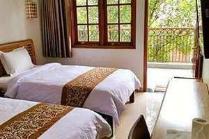 De Halimun Guest House Bandung - Kamar tamu