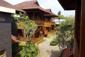 Alam Asri Hotel & Resort Cianjur - Eksterior