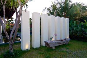 The Awan Villas Balli - Taman