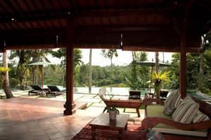 Villa Bodhi Bali - Ruang Tamu