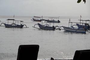 Taman Selini Beach Bungalow Bali - Pemandangan laut
