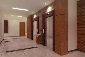 Hotel Amantis Demak - Lift