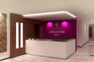 Hotel Amantis Demak - Reseptionis