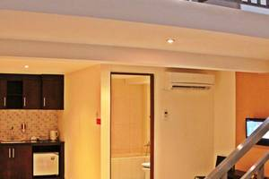 Luxio Hotel Bali - Ruang Keluarga