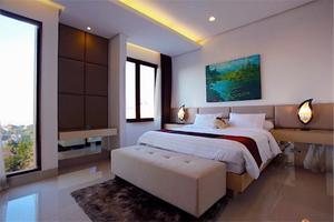 4 BR 1 Villa Dago City View Pool 1 Bandung - Kamar